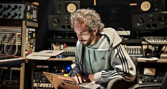 Mixing & Mastering Engineer  - Nicolas Meury - Evidence Music