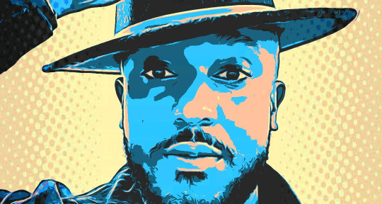 "Music producer  - Kevin""POKR""Richardson"