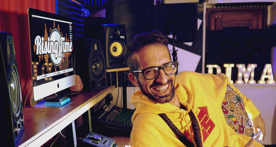 Producer, mixing, mastering - DiMa producer