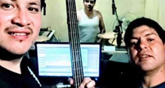 grabación mezcla y master  - Danny Barreno