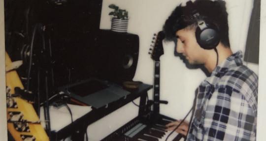 Composer, Producer, Guitarist - Davide De Santis