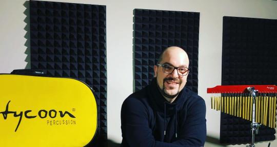 Multi Percussionist - Vito Perrini