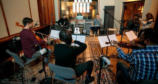 Music producing, songwriting - Mark Crawford