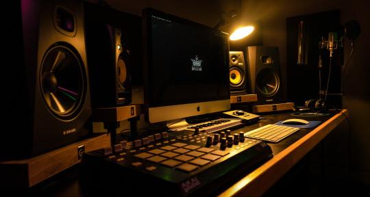 Estudio de grabación y mezcla - Depth de Cuma