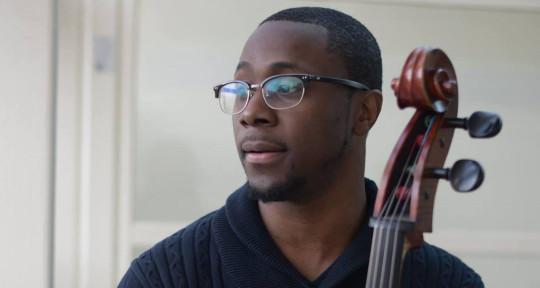 Recording Cellist/Guitarist! - Zach Brown1