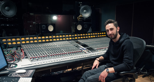 Producer, Mixer, Songwriter  - Jason Strong