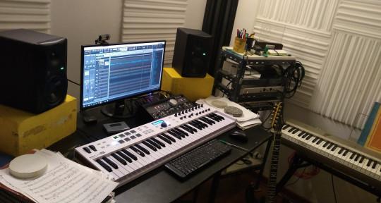 Music Producer, Composer - JORGE TATA ARIAS