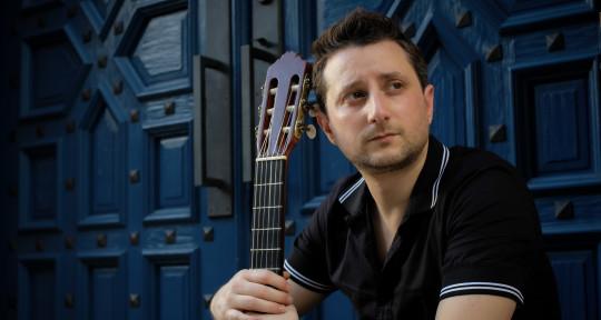 Flamenco, session guitarist, - Benjamin Barrile