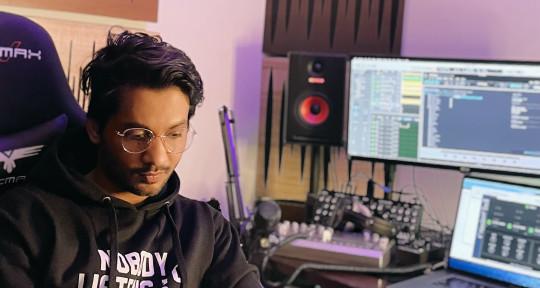 Music Producer, Mix & Master - Saad Ayub