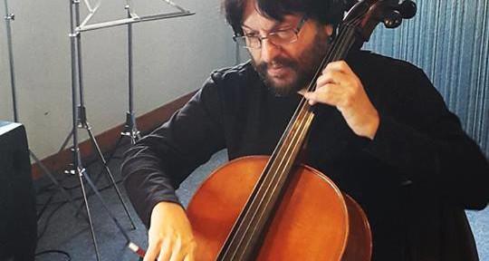 Cellist, arranger, producer - Patricio Villarejo