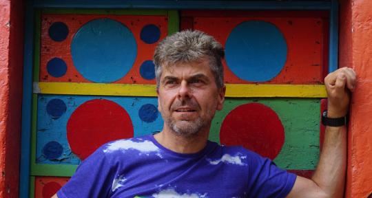 Synthesizer player, recording - Ewald Kegel