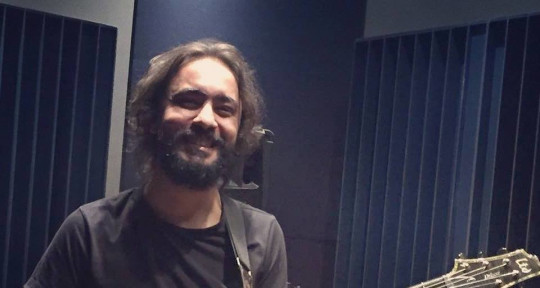 Mixing & Mastering, Guitarist - Kato Hafez