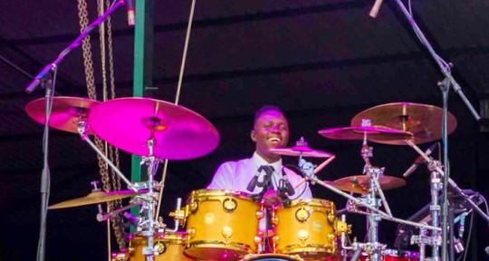 Session and Recording Drummer - Prince Madhiwali Dzuwa