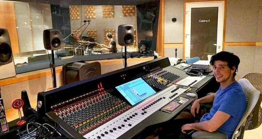 Producer, Mixing and Mastering - Julio Bernárdez