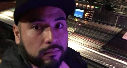 Recording/Mixing Engineer - Marlon Luna