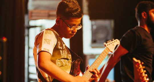 Mixing And Mastering Engineer - Shreyans Jain