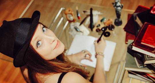 Studio Vocalist, Songwriter - Merlin Waves