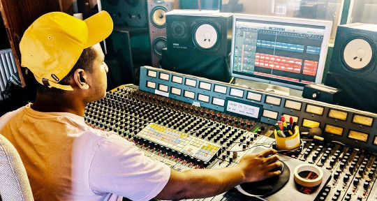 Remote Mixing & Mastering - Mastered by Marcus
