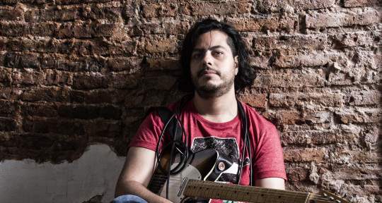 Session guitarist - Ramiro Barrios