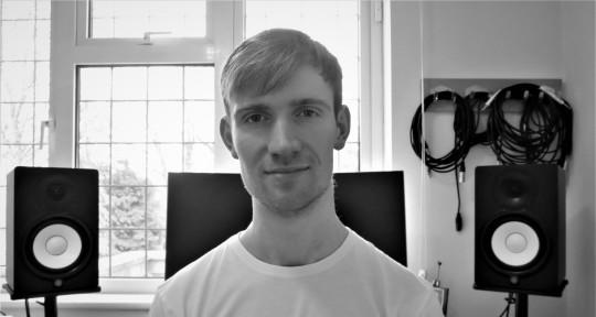 Audio Engineer & Producer - Ryan John Stephenson