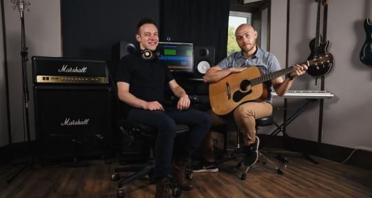 Music Production Duo - Elevate Audio