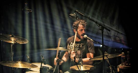 Drum Wrangler - Pete Wilhoit