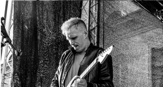 Guitarist/bass player - Daniel Ruborg