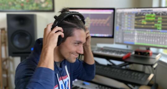 Music Composer, Audio Engineer - Luke Despain