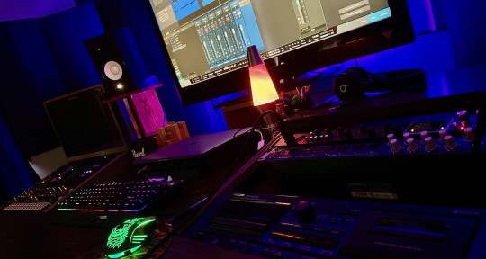 Remote Mixing & Mastering - Colin Childs Mixing