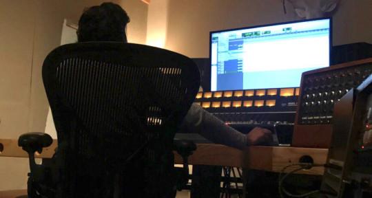 Producer/Mixer/Composer - Sitraka Andriana