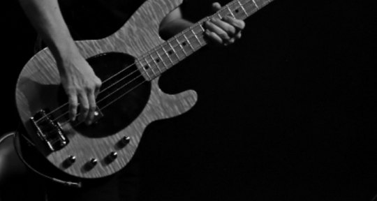 Session Bassist - Haris Kellaris