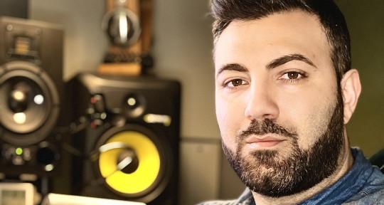 Ghost/Remixer/Mixing/Mastering - Sergio Del Lago