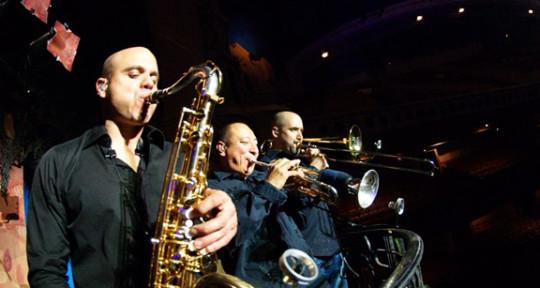 Horn section for hit songs - Carlos Sosa - Grooveline Horns