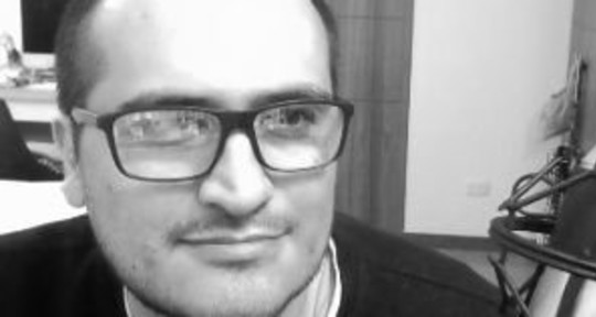 Podcast Producer - Ricker Silva