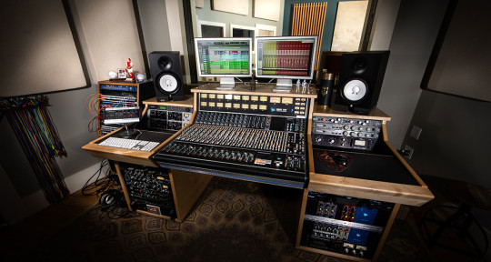 Produce, Record, Mix, Repeat - Twelve 3 South Recording