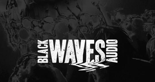 Music Production Studio - Black Waves Audio