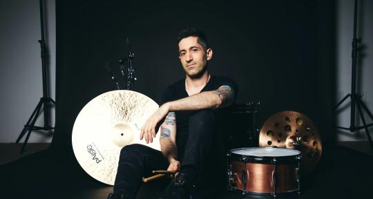 Non-Grammy-Nominated Drummer! - Aviv Cohen