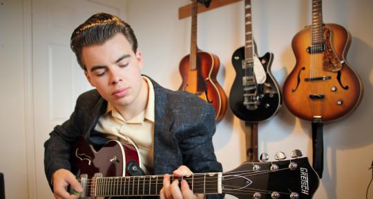 Session Guitarist - Stuart Turner