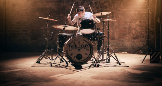 Online Session Drummer - Jarrad Lambie Music