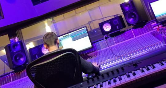 Audio Engineer - Patrick Fruehling