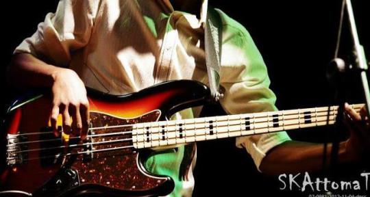 Session and recording bassist  - Naphtali Chivandikwa