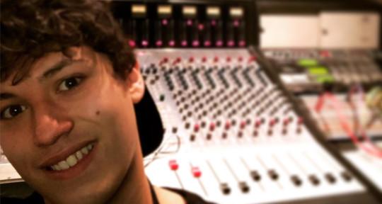 Audio engineer, Music Producer - Pierre Alvarez