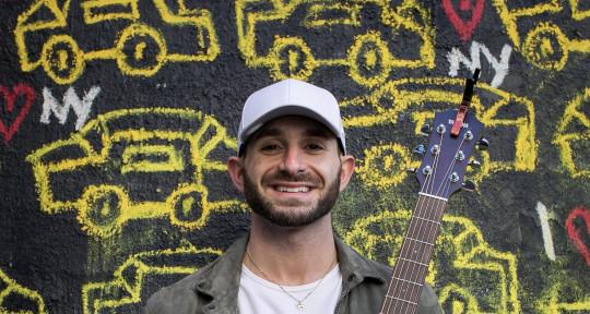 Singer/Songwriter/Guitarist - Rob Roth