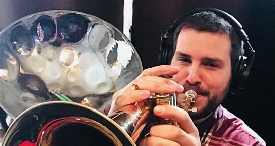 Trumpet and Steelpan  - Chris Aschman