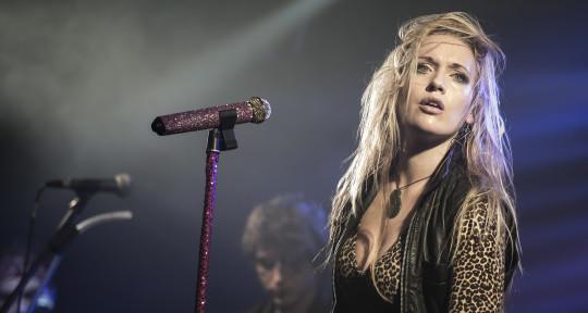 Singer, lyricist - Helen Hurd