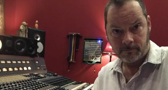 Producer Mixer Mastering Synch - Bassy Bob