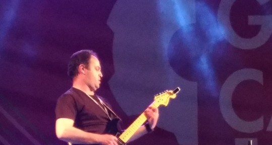 Guitarrist - guitarvil