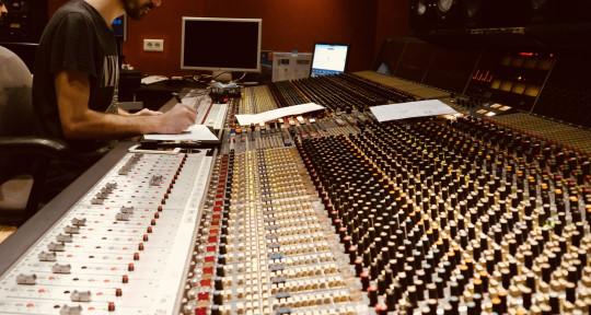 Recording | Mixing Engineer - Kostas Michaloudis