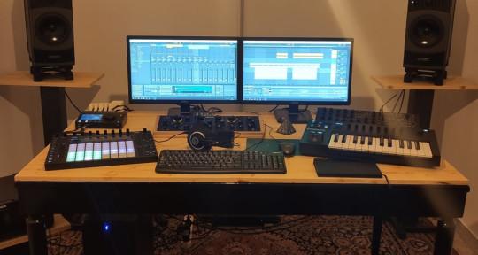 MusicProducer & SoundDesigner - tommasonudo