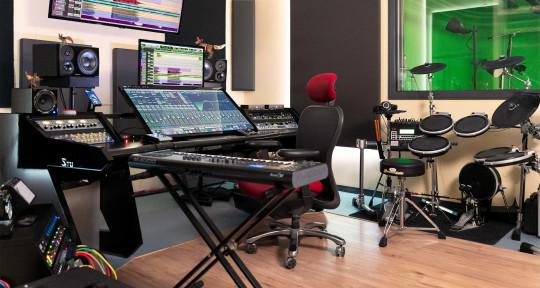 High-End Recording Studio - The-MPL